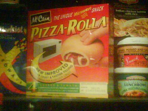 Campaign to Bring Back PIZZA-ROLLA at BringItBack com : Food