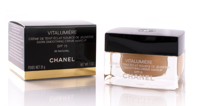 Chanel Vitalumiere Cream Foundation